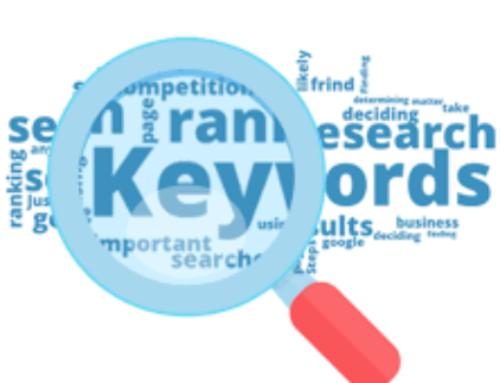 Έρευνα λέξεων-κλειδιών